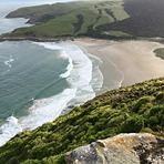 Beautiful Catlins Coast, Purakaunui Bay