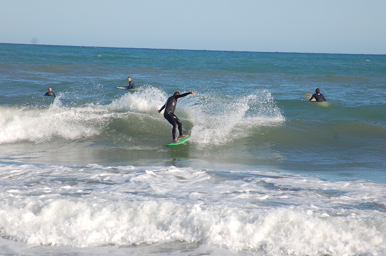 Fuengirola surf break