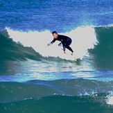 A small day, but nice., South Beach (Wanganui)