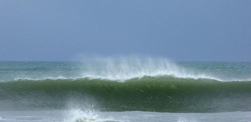 Northerly, South Beach (Wanganui)