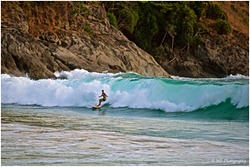 Nai Harn Beach photo