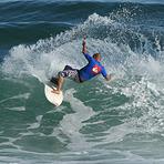 Layback Snap by David Capi Garcia, Playa de Somo