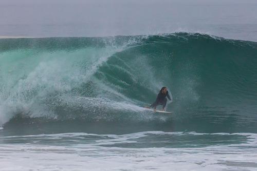 Pt Mugu south swell, Point Mugu