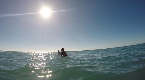 Nice Day, Fletchers Beach