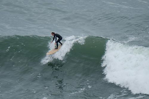Gower Surf - Mewslade, Mewslade Bay