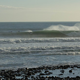 Solid and offshore, Schnappers Point