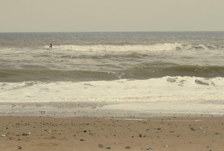 Happisburgh surf break