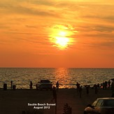 Sauble Beach Sunset