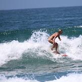 Dena Having Fun Summer Sun 2016, San Elijo State Beach