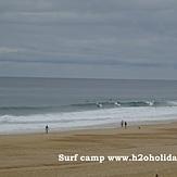 Surf is pumping, Hossegor - La Graviere