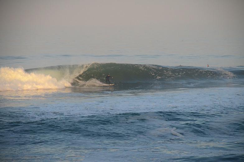 El Nino Swell March 2016, Baja Malibu