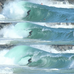 June 2016, The Wedge photo