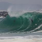 Bodysurfing, The Wedge
