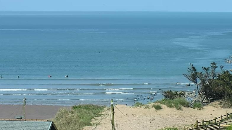 Walking On Waves, Saunton