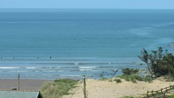 Walking On Waves, Saunton photo