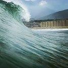 Big wave Mare Abajo Vargas Venezuela, Los Pocitos