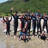 Escuela de surf Cadavedo, Playa de Cadavedo