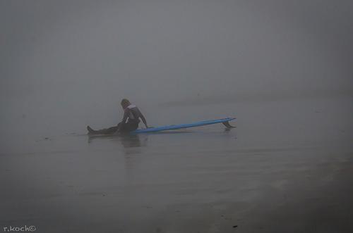 Patient Surfer Girl, Long Sands