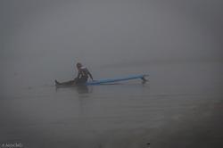 Patient Surfer Girl, Long Sands photo