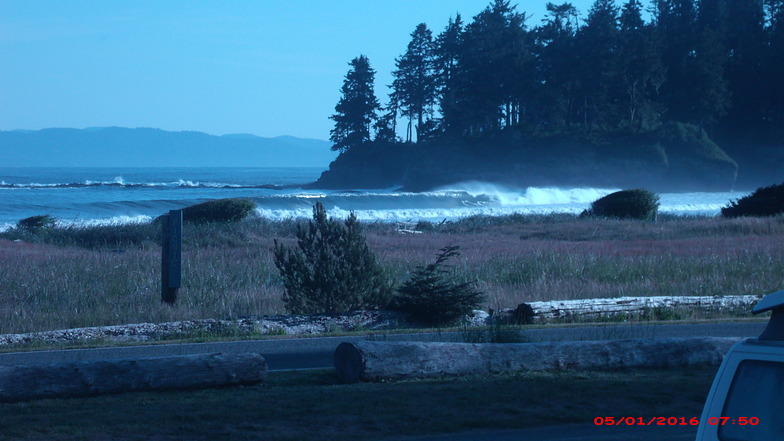 Heavy Surf Conditions, Crescent