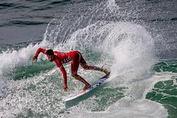 Filipe Toledo , CHAMPION OF US OPEN OF SURFING, 2016, Huntington Pier photo
