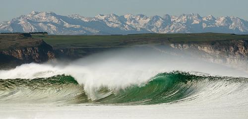Mountain-wave, Los Locos