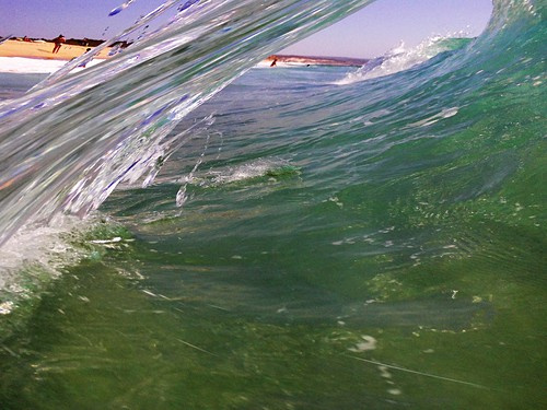 Crystal Clear, Lagoa de Albufeira