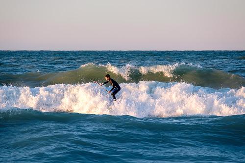 Fano Surf, Fano Lido (Spiaggia di Ponente)