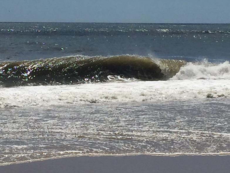 Indian Wells surf break