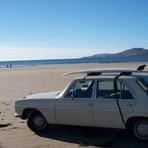 70s surf rocks, Inch Strand