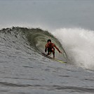 3rd barrel section G. under cover, Punta Mango