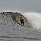 3rd barrel section G. under cover, Punta Mango