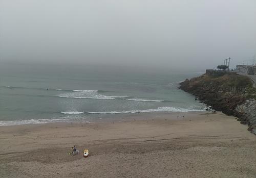 Wide small 1ft, Playa do Orzan