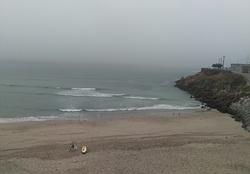Wide small 1ft, Playa do Orzan photo