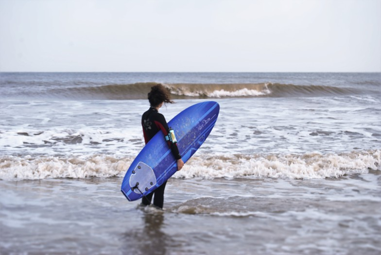 Walberswick surf break