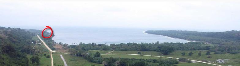 Teouma Bay break guide