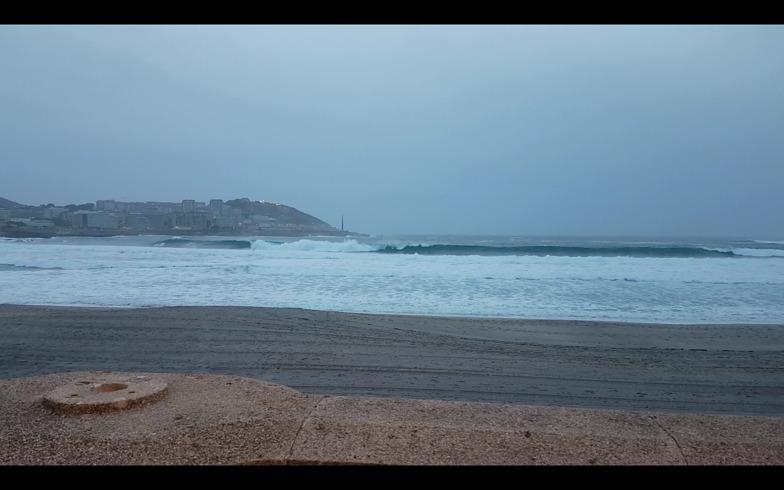 Playa do Orzan surf break