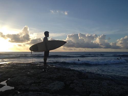 SUNABE surfer, Corners