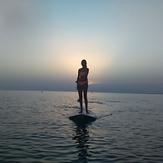 Sunset, Punta Umbria (Playa Camarón)