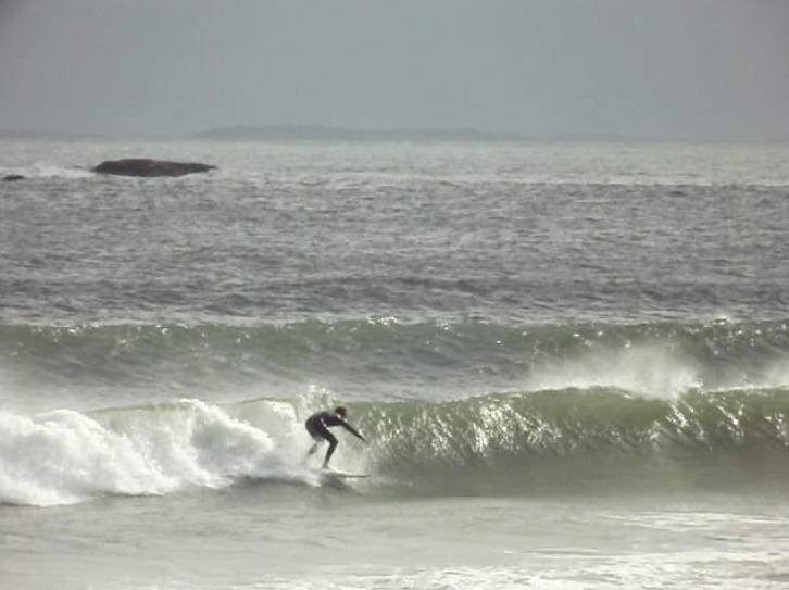 Deveraux Beach surf break