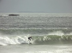 Surf at Deveraux, Deveraux Beach photo