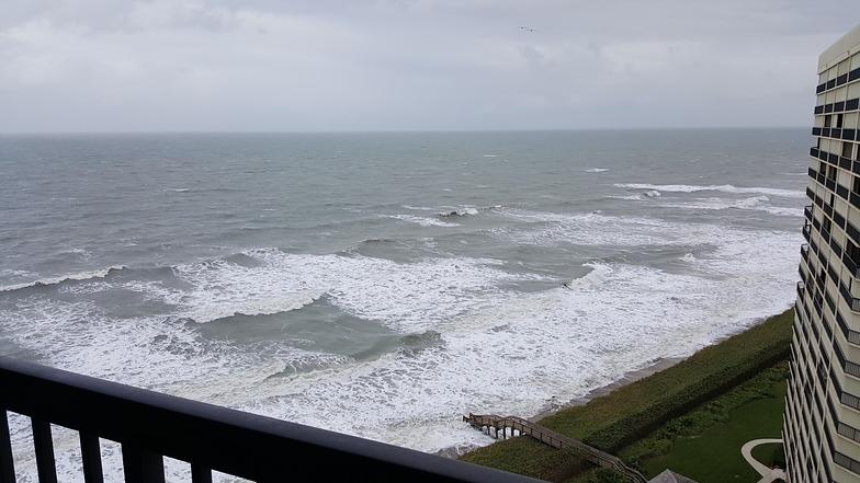 Rough Surf, Jensen Beach
