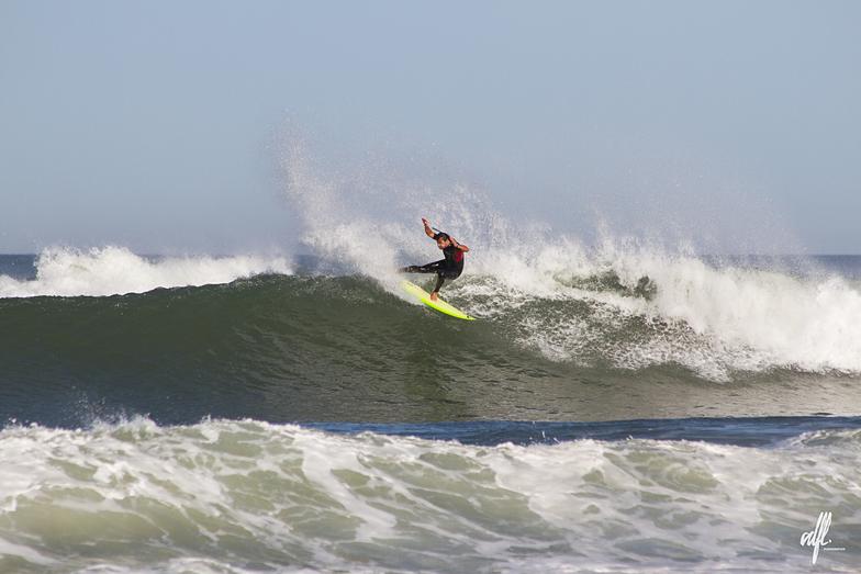 Bobby's surf break