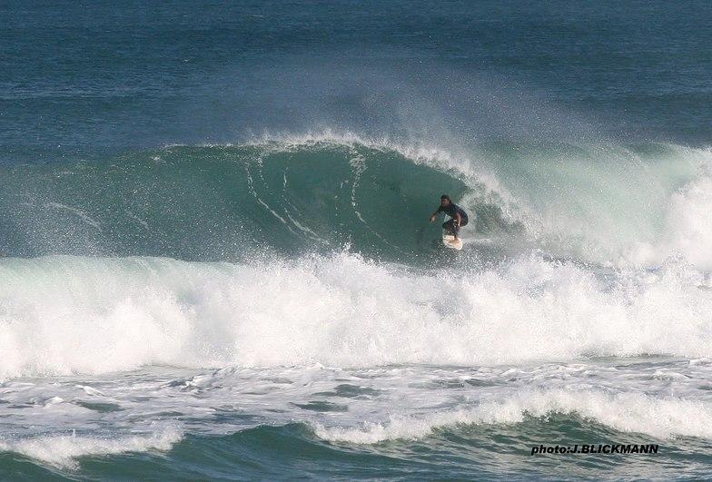 Cap Ferret surf break