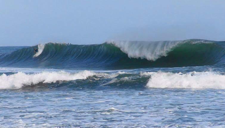 Salsa Brava surf break