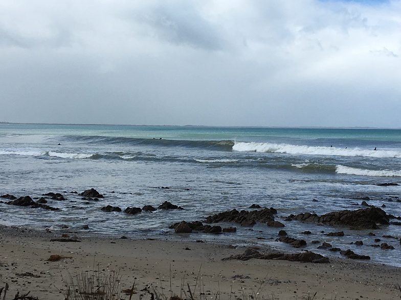 Walkerville surf break