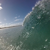 Wall of Water, Middleton Beach