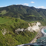 Oaro after the Kaikoura Earthquake