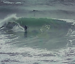 Surfcatalunya., Roc San Cayetano photo