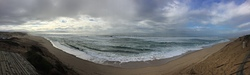 Weather is constantly changing here in the bay, Marina State Beach photo